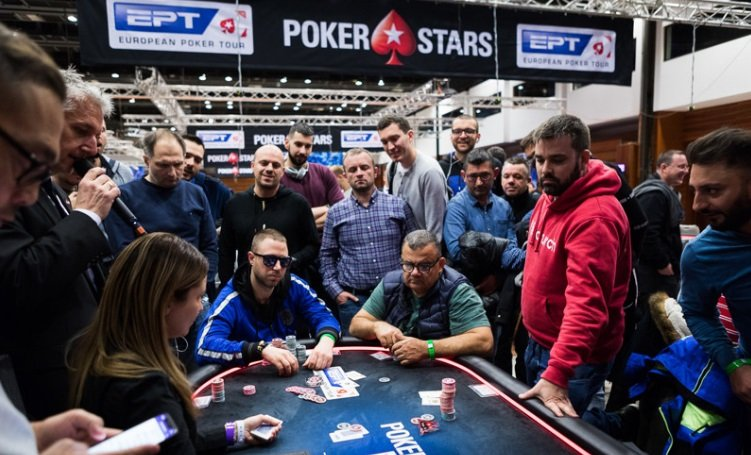 Bubble EPT National