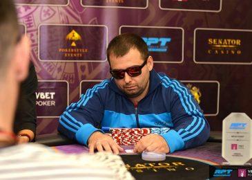 Чемпион Украины по покеру Тимур Азизов взял серебро в Mega Event RPT