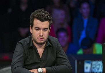 Chris Moorman 26th Online Triple Crown