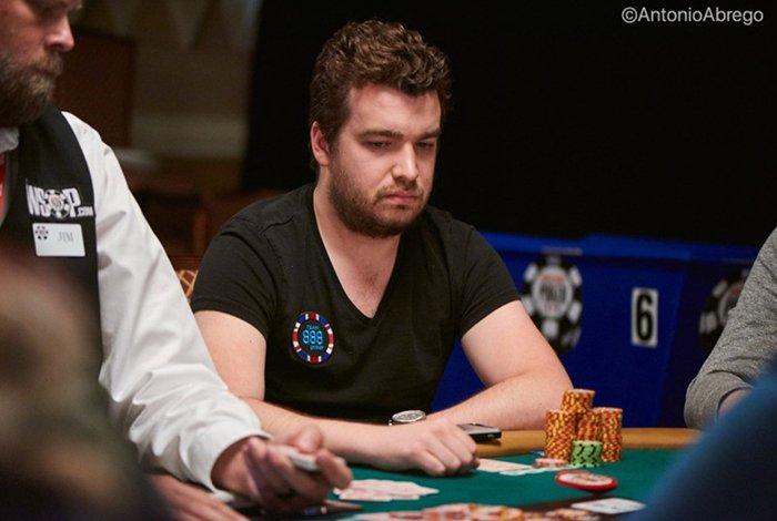 Крис Мурман первым достиг $15,000,000 выигрышей в онлайн-турнирах