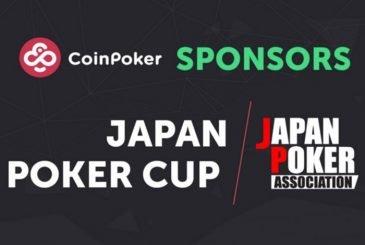 CoinPoker Sponsors Japan Poker Cup