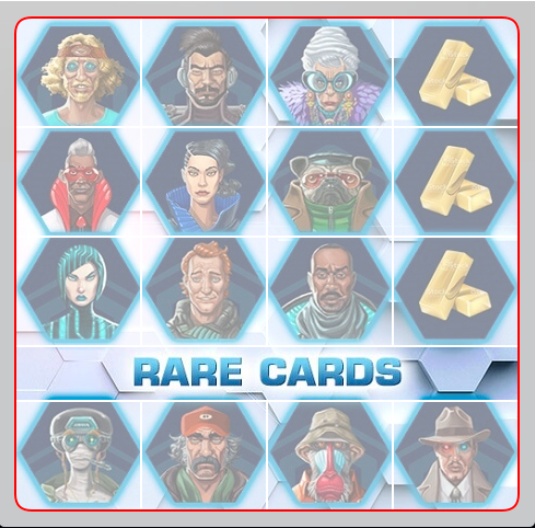 Collectibles PokerStars card