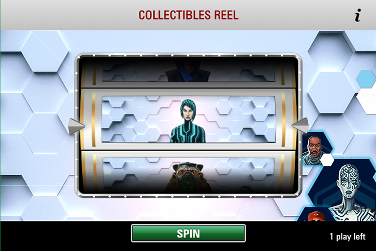 Collectibles PokerStars weel