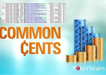 Турнирная серия «Common Cents» в PokerStars