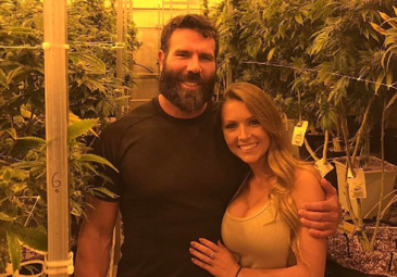 Dan Bilzerian and Marijuana