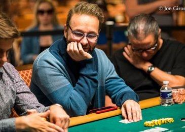 Даниэль Негреану проиграл на WSOP 2018 почти полтора миллиона долларов