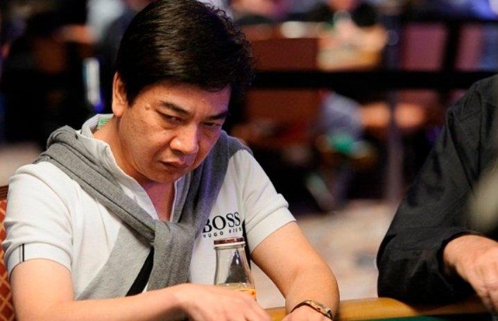 Дэвид Чиу - пятикратный обладатель браслетов WSOP