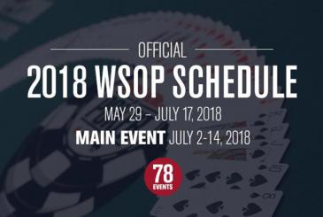 ESPN PokerGO WSOP 2018