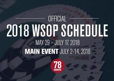 ESPN и PokerGO поделят трансляцию WSOP 2018