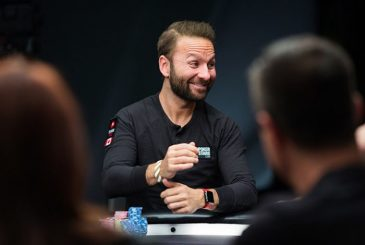 EXCLUSIVE INTERVIEW Daniel Negreanu