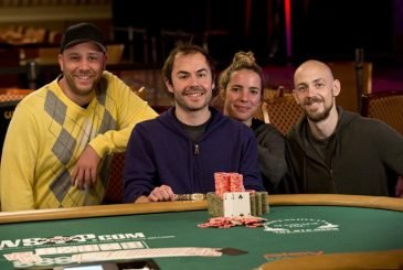 Elio Fox win WSOP 2018 Event 2