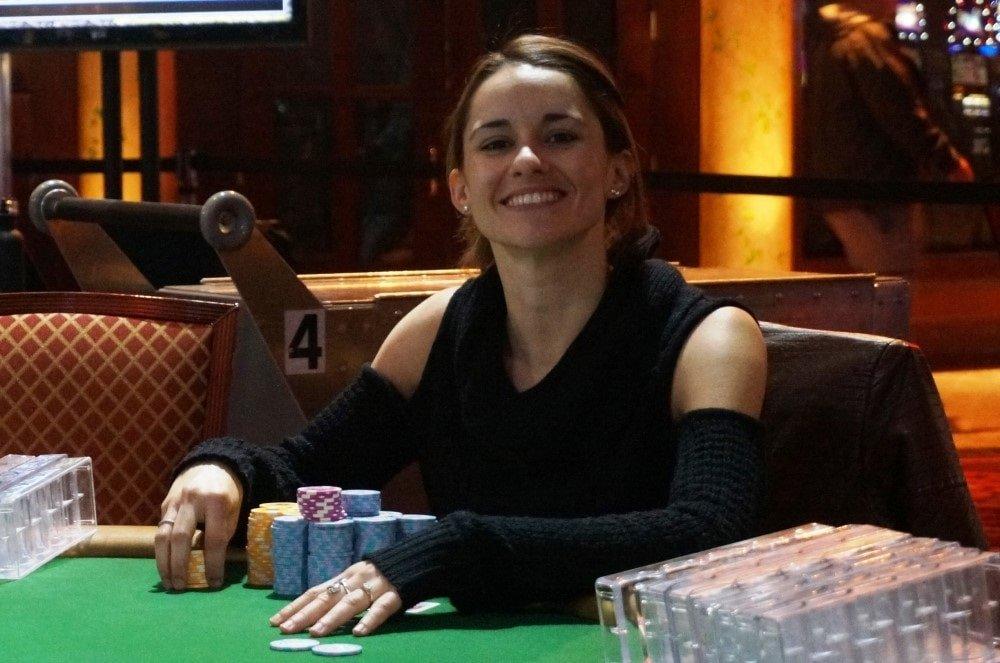 Эшли Слит - победительница WSOP Circuit Event #6