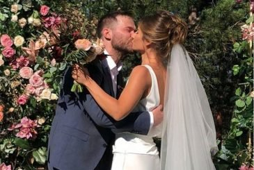 Eugene Katchalov wedding