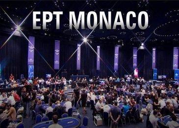 European Poker Tour (EPT) вернется в Монте-Карло 24 апреля