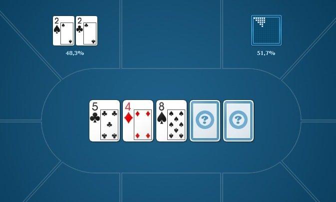 Покерный калькулятор