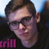Федор Хольц рекламирует Skrill