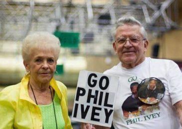 Фил Айви потерял свою самую преданную фанатку — Пэт Хамфрис