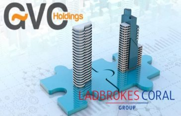 GVC Holdings Ladbrokes Coral