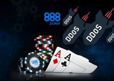 Хакерские DDoS-атаки обрушились на 888poker