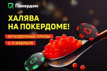 Халява_новая_программа_лояльности pokerdom