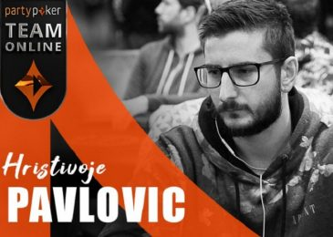 Христивое «ALLinPav» Павлович стал членом команды partypoker Team Online