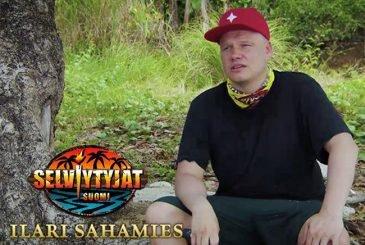 Ilari Sahamies Competing on Finnish Survivor