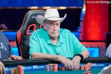 I'll be back - Doyle Brunson