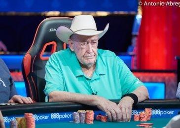 Дойл Брансон не совсем уходит из покера