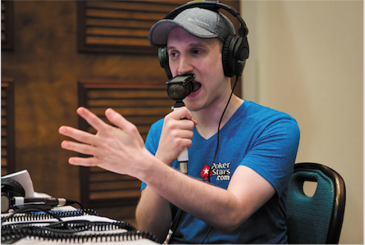 Is Jason Somerville on $300,000 a year from PokerStars