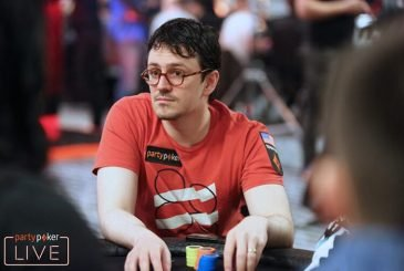 Isaac Haxton partypoker MILLIONS Grand Final Barcelona
