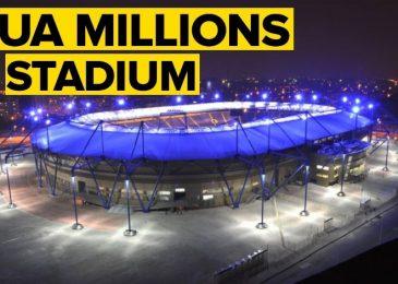 Итоги серии UA Millions Stadium