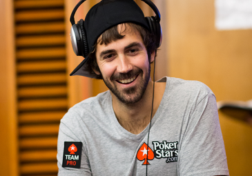 Jason Mercier Team PokerStars