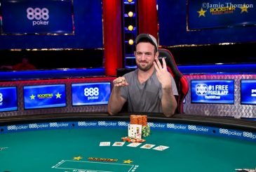 Joe Cada win WSOP $3,000 SHOOTOUT