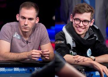 Джастин Бономо и Федор Хольц борются за $10,000,000