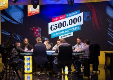 Казино King's Resort установило новый рекорд явки в Европе на серии Czech Poker Masters