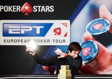 Корентин Роперт выиграл EPT Single-Day High Roller II €25,000 отобравшись с сателлита