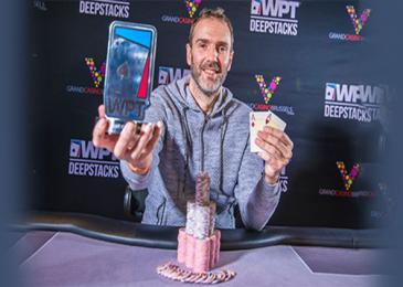 Лоран Полито выигрывает шестой турнир WPT за последние четыре года