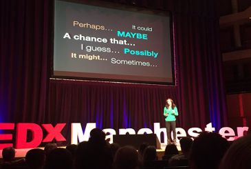 Liv Boeree TEDxManchester