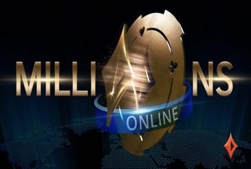 MILLIONS Online $20mln partypoker