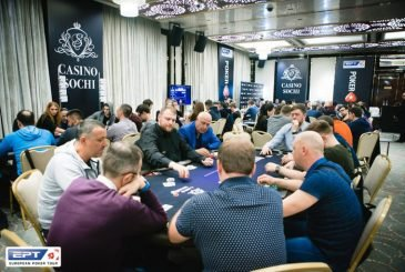 Main Event European Poker Tour (EPT) 2018 в Сочи запись трансляции