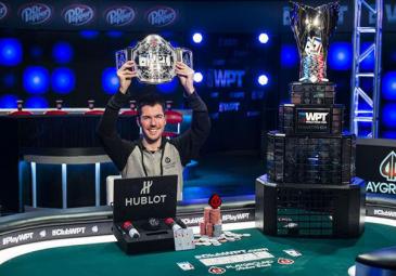 Maxime Heroux Wins World Poker Tour Montreal