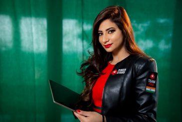 Muskan Sethi new PokerStars Pro