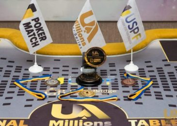 На UA Millions Stadium определился чемпион Украины по спортивному покеру