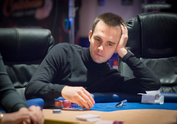 Nikita Badziakouski second €25,000 Super High Roller WSOPE 2017