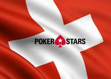 PokerStars временно покидает швейцарский рынок