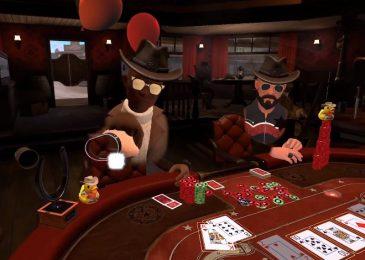 PokerStars VR: бета-тест приложения с виртуальной реальностью