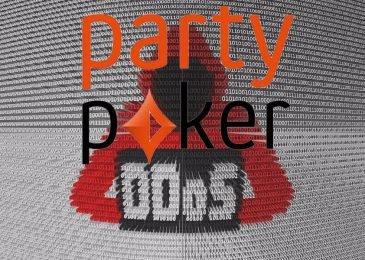 DDOS-атака на PartyPoker испортила игрокам воскресный вечер