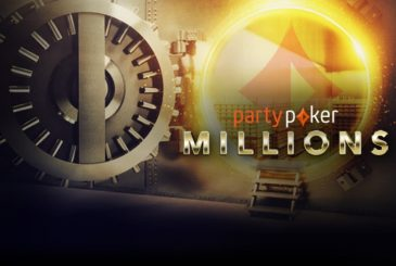 Partypoker бесплатный билет на UK_MILLIONS