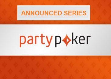 Partypoker анонсировал три крупных серии на первый квартал 2019 года