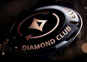 Partypoker анонсировал программу лояльности Diamond Club Elite с рейкбеком до 60%